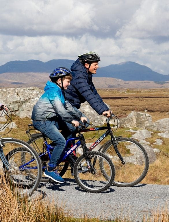 Family Friendly Holidays in Galway Hotel