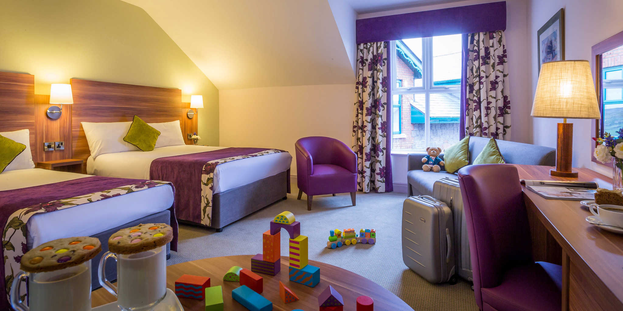 Hotel Family Room Galway