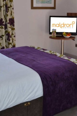 Double room accommodation in Galway