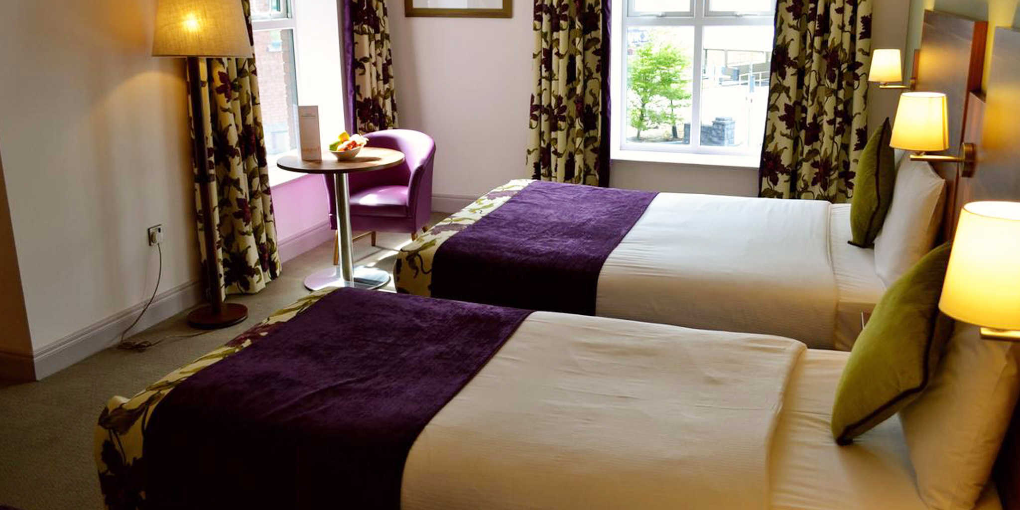 maldron hotel twin room galway wg
