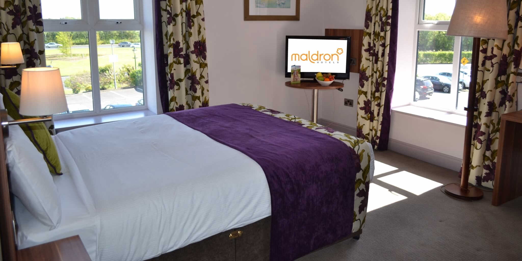 Hotel Double Room Galway